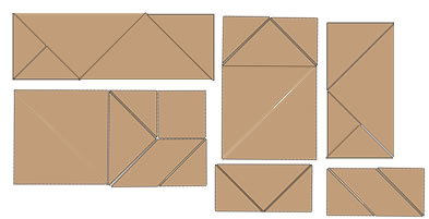 Fractions lesson 8.1: Composing and decomposing shapes, fractions, and ...